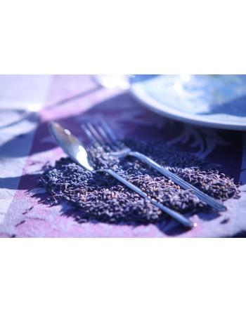 Lavender grains